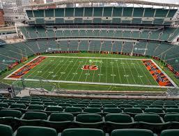 Paul Brown Stadium Section 309 Seat Views Seatgeek
