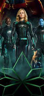 Captain Marvel, DC comics movie 2019 ...