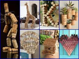 50 Genius DIY Wine Cork Crafts Ideas - Recycled Wine Corks