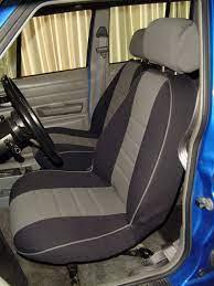 jeep grand wagoneer half piping seat
