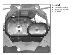 add headlight switch for usa fgs fgs bmw f riders forum if you mean 2 high beam then this is switchable by the rider see diagram