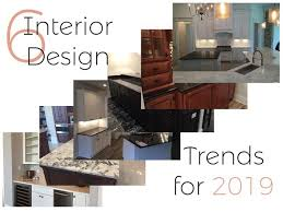 6 interior design trends for 2019
