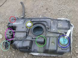 chrysler pt cruiser fuel filter location wiring library can you identify any items on this gas tank