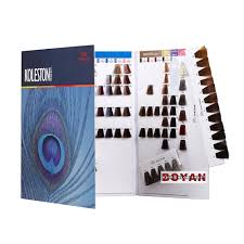 Wella Color Chart Book Hot Sell Hair Color Chart To Display Hair Dye Colors Buy Hair Color Chart Hair Dye Colors Product On Alibaba Com