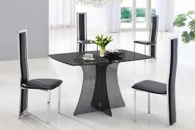 small dining room furniture. Small Glass Dining Room Sets. Impressive Design Table Chairs Serene Smoked Gl With Furniture