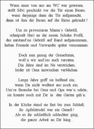 Einladungen Danke Für Die Einladung Sprüche Gedichte Zum Geburtstag
