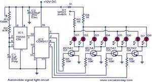 led turn signal resistor wiring diagram images led turn signal resistor wiring diagram automobile turn signal circuit electronic circuits and