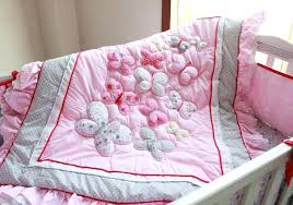 pink and gray crib bedding baby bedding set cute cute bedding set for s pink and white crib bedding pink elephant baby crib bedding by carters
