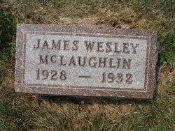 James Wesley McLaughlin (1928-1932) - Find A Grave Memorial