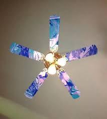 painting ceiling fan blades custom painted ceiling fan blades