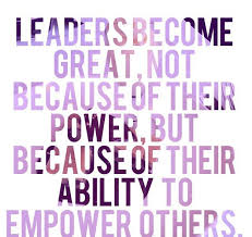 Qualities Of A Good Team Leader Great Leaders Create Thoughtful Smart Followers