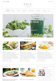 20 Best Food Wordpress Themes For Recipe Websites 2018