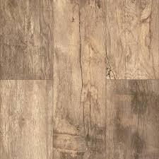 flooring that looks like brick circular entry