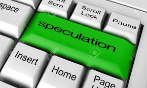 Image result for speculation word
