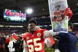 Chiefs restructure Frank Clark's ...