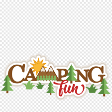 Camping Clipart - Camping Fun Title Svg Scrapbook Cut File Cute Clipart, HD  Png Download - 432x432 (#18956715) PNG Image - PngJoy