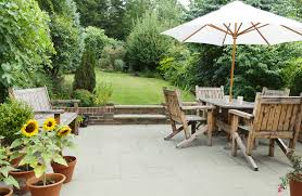 the cost of building a new garden patio