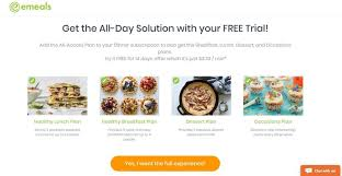 emeals review just what the home chef