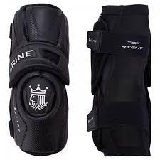 Brine King Elite Lacrosse Arm Guards 18 Model