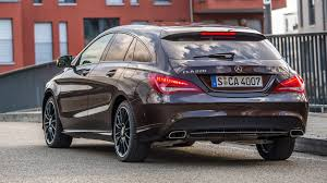 Mercedes CLA 220 CDI Sport Shooting Brake (2016) review by CAR ...