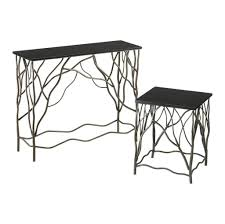iron console table. Furniture Glass And Iron Console Tables Appealing Unique Wrought Table Design Stylish For .