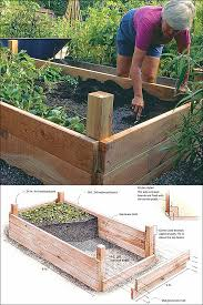 build a raised garden bed with legs 28 amazing diy raised bed gardens