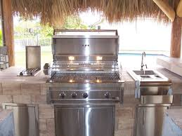Backyard Kitchens Parkwood Pools - Outdoor kitchen miami