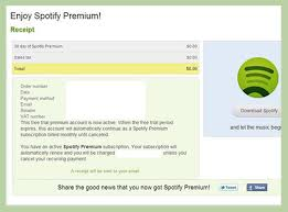 hot sign up for spotify premium free 3 month trial