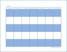 Monthly Calendar Editable Form Free Editable Calendar