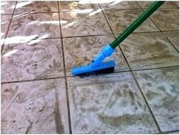 cleaning grout between tiles how to clean floor a modern looks best off bathroom cleani