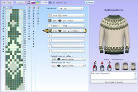Knittingpatterns Is Development Of Sweater Design Software