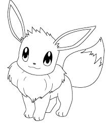 25 Bladeren Pokemon Eevee Kleurplaat Mandala Kleurplaat Voor Kinderen