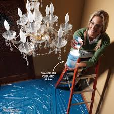 sd clean chandeliers