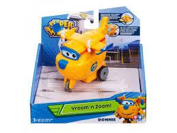 Игрушка <b>Super Wings</b>, <b>Инерционный самолет</b> Донни купить в ...