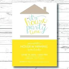 Housewarming Invitation Ideas Instant Download Party