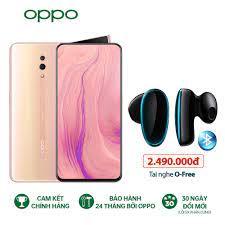 OPPO Reno - Tặng tai nghe Bluetooth O-Free - Hàng chính hãng