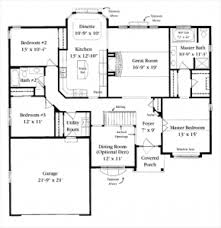 house plan amazing 3 contemporary house plans under 2000 square