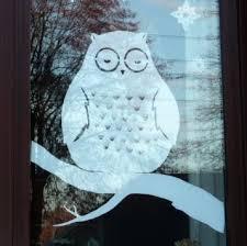 Fensterdeko Mit Papier Machen Handmade Kultur