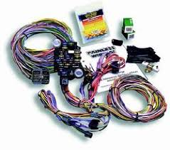 painless wiring streetperformance com painless performance 18 circuit gmc chevy truck harnesses wiring harness 18 circuit gm column front mount fuse block spade fuse chevy gmc