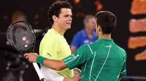 As the video shows, when … Australian Open 2020 Novak Djokovic Dismisses Canada S Milos Raonic Books Roger Federer Showdown Sporting News Canada