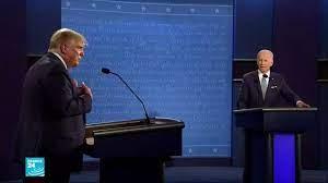 Trump vs Biden: Watch the full presidential debate - France 24