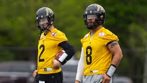 Masoli The Starter Manziel No 2 On Ticats Depth Chart For