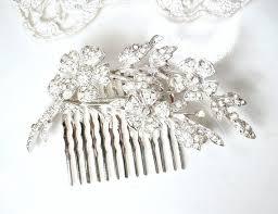 Vintage POLCINI Art Deco <b>Rhinestone Wedding</b> Dress Sash | Etsy