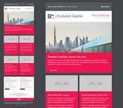 Great Newsletter Design Ideas Best Designed Mailchimp Newsletters Google