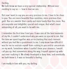 romantic birthday letter for girlfriend 01