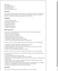 Union Business Agent Sample Resume Professional Union Business Agent Templates to Showcase Your Talent 1