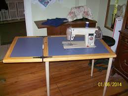 Seam Ripper Joe...and his Sewing Machine: D.I.Y. Flatbed Sewing ... & Seam Ripper Joe...and his Sewing Machine: D.I.Y. Flatbed Sewing Machine  Table Adamdwight.com