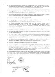 Company Guarantee Template Bank Clause Letter