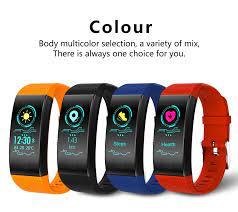 QW 18 Vòng tay thông minh chống nước IP 68 thông minh dây, nhịp tim theo  dõi giấc ngủ, theo dõi sức khỏe, bluetooth SmartWatch. Smart Wristbands