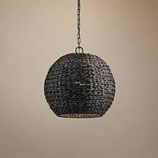 tropical pendant lighting. Palisades 16 1/2 Tropical Pendant Lighting